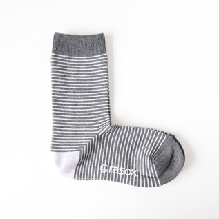 Women Parallel Crew Socks