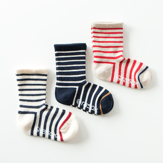 TK COTTON BODER KIDS SOCKS