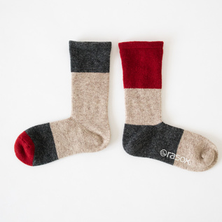 Women Panel Mix Socks