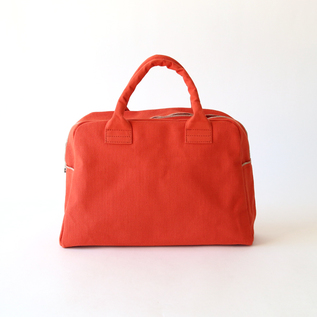 KURASHIKI CANVAS BRIEFCASE SAFFLOWER