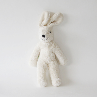 Floppy animal rabbit white