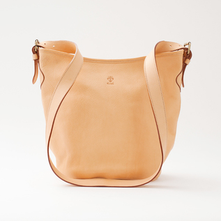 Bucket-type shoulder bag