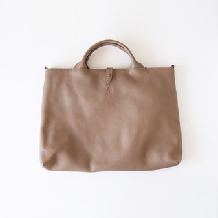 2WAY tote bag MOSGREY