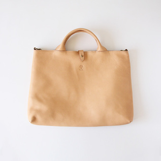 2WAY tote bag NATURAL