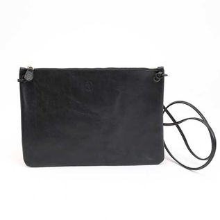 CI-VA  LEATHER SHOULDER BAG