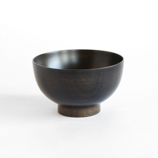 Colored lacquer bowl Urushi