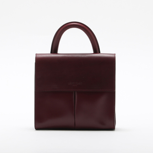LEATHER BAG VOLTIGE