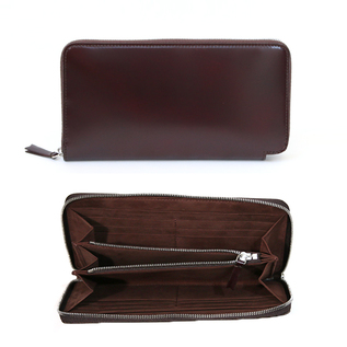 CORDOVAN LONG WALLET