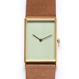 Watch Konairo midorimenou gold belt brown