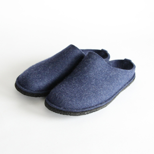 Roomshoes Indoor soft navy