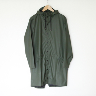 Long Jacket Green raincoat