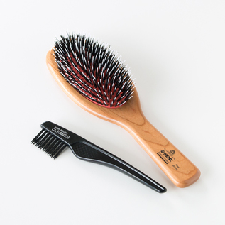 KENT HAIR BRUSH  NAT5PL