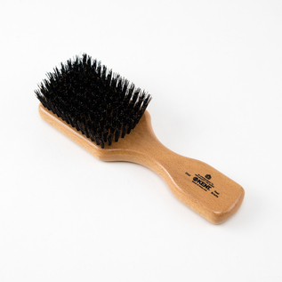 KENT RECTANGULAR CLUB HANDLED HAIR BRUSH