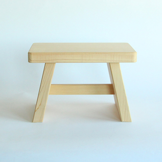 Hinoki bath chair