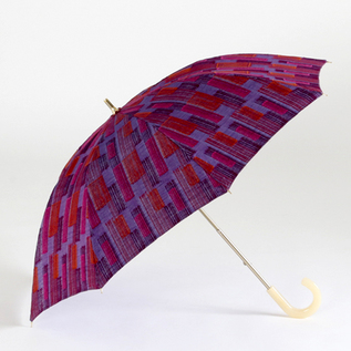ALL-WEATHER UMBRELLA CUT JACQUARD