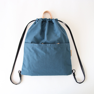 【別注】KNAP SACK BLUE-GREY