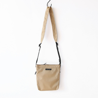 PACKABLE SHOULDER/S BEIGE
