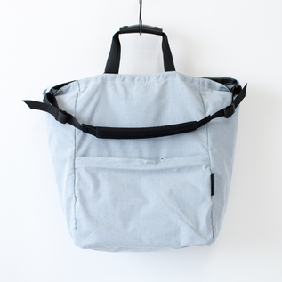 BESPOKE STAND UP 2WAY TOTE CHAMBRAY