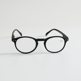 READING GLASSES A BLACK