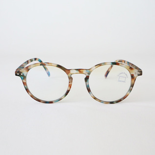 SCREEN READING GLASSES D-BLUE TORTOISE