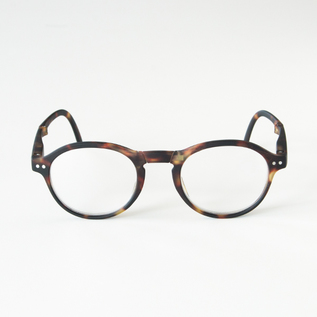 FOLDABLE READING GLASSES F TORTOISE