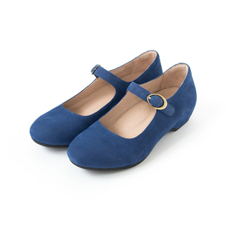 LINETTE STLAP SHOES BLUE