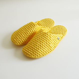 SLIPPERS Le dd DREAM YELLOW