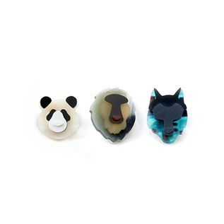 BROOCH ANIMALE