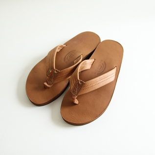 Men Leather Sandals Classic Tan