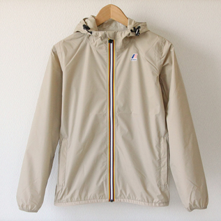 WOMEN Packable Windbreaker Beige Sabbia