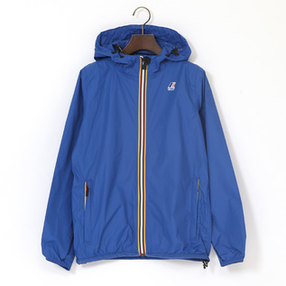 WOMEN PACKABLE WINDBREAKER BLUE ROYAL