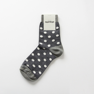 Women Socks POLKA DOTS