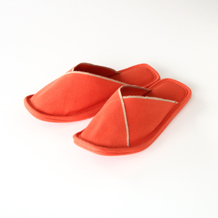 SLIPPERS SAFFLOWER