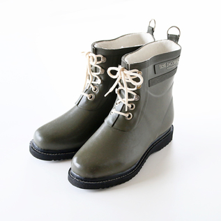 ILSE JACOBSEN HORNBK short length rainboots ARMY