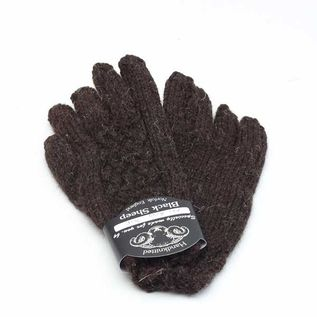 BASKET WAVE GLOVE  HABD KNIT MEN