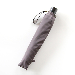 Miratore folding umbrella  grey