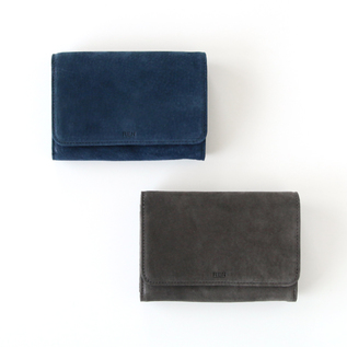 SMOKE L SHAPE WALLET-MIDDLE SIZE WALLET