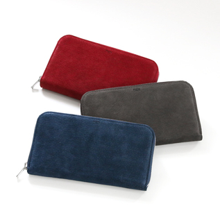 SMOKE SOLUM ROUND LONG WALLET