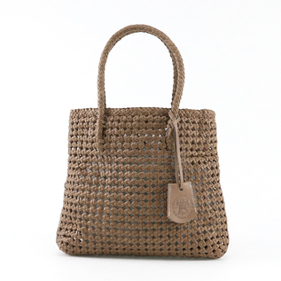GOAT MESH SHOPPER BAG S