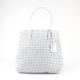 GOAT MESH SHOPPER BAG M