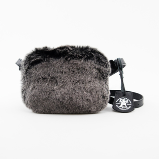 MINI CHEST BAG FAKE FUR