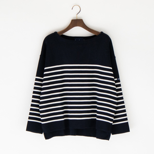 BOATNECK KNIT LEF193011