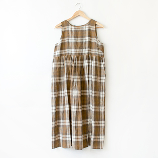 PINAFORE DRESS NEPHIN BEG