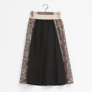 ACCORDION SWING SKIRT