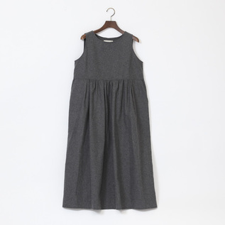 DRESS PINAFORE LONG ワンピース