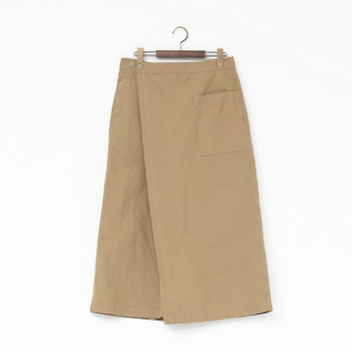 COTTON LINEN  KERSEY LAYER PANTS