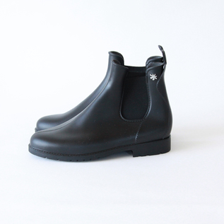 JUMPY side Gore rain boots BLACK
