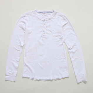 Men Long Sleeve KARL-HEINZ white