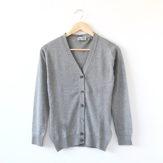 BELSIZE 30G COTTON V Cardigan