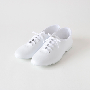 Flat shoes JazzShoe White